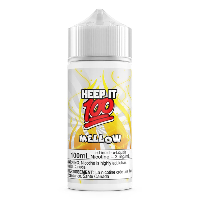 Mallow Man by Keep it 100 - 100mL - Summit Vape Co.