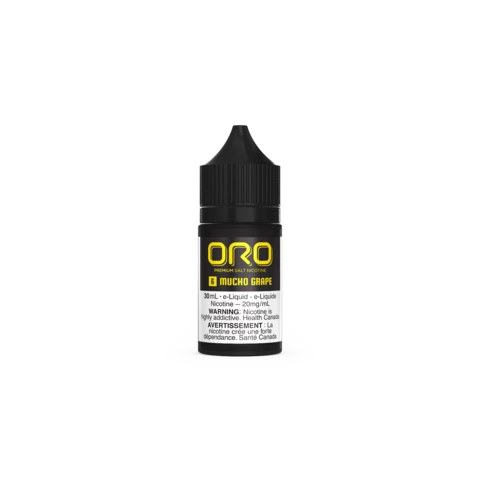 Mucho Grape by Oro Salt - 30mL - Summit Vape Co.