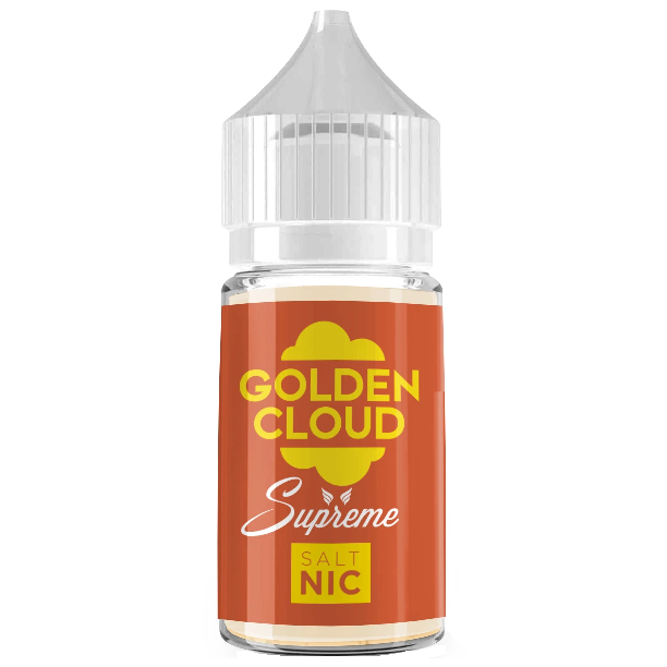 Supreme by Golden Cloud Salt - 30mL - Summit Vape Co.