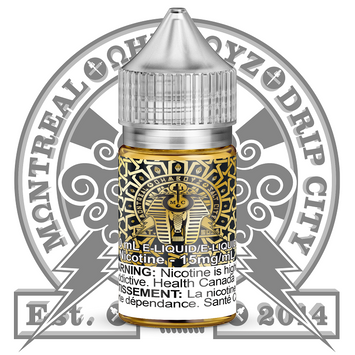 Jabane by Ohmboyz Salt City - 30mL