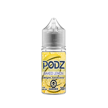Baked Lemon by Podz - 30mL - Summit Vape Co.