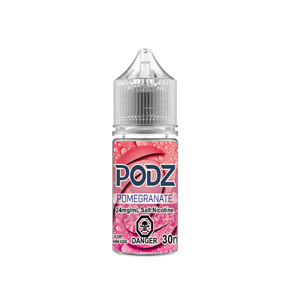 Pomegranate by Podz - 30mL - Summit Vape Co.