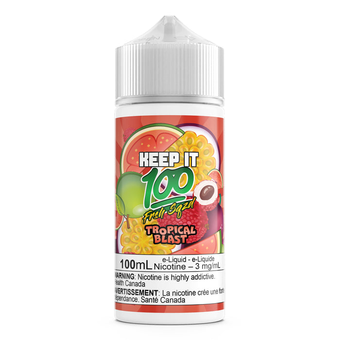 Tropical Blast by Keep It 100 - 100mL - Summit Vape Co.