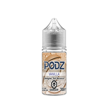 Vanilla by Podz - 30mL - Summit Vape Co.