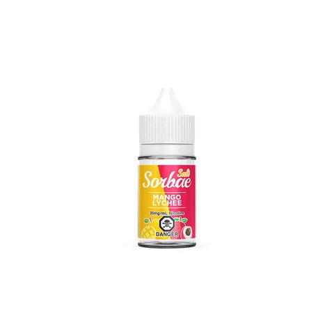 Mango Lychee by Fruitbae Salt - 30mL - Summit Vape Co.