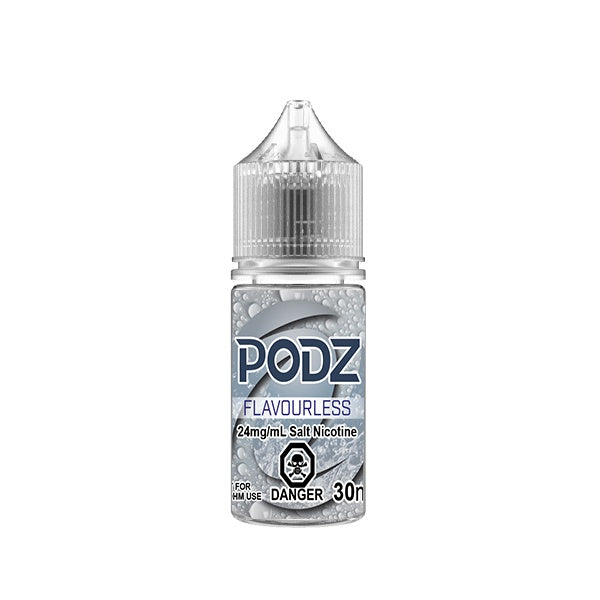 Podz – Flavourless - Summit Vape Co.