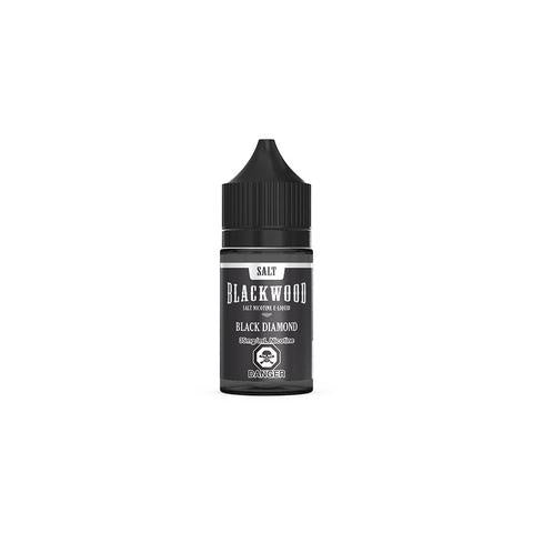 Black Diamond By Blackwood Salt - 30mL - Summit Vape Co.