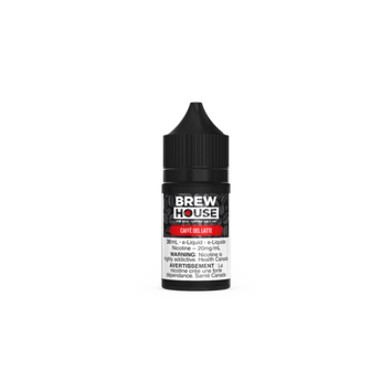 Caffe Del Latte by Brew House Salt - 30mL - Summit Vape Co.