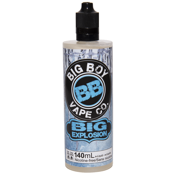 Big Explosion Ice by Big Boy Vape Co. - 140mL