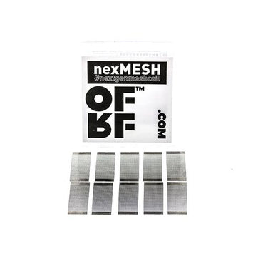 OFRF NEXMESH PREBUILT COILS (10 PACK) - Summit Vape Co.