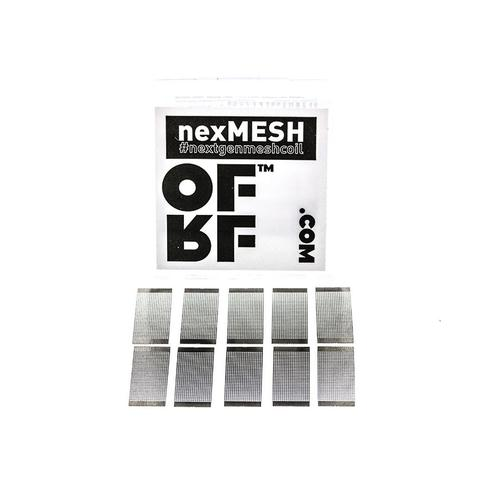 nexMESH Replacement Coils (10 Pack) by OFRF - Summit Vape Co.