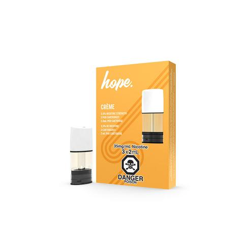 Hope Creme STLTH Pods (3 Pack) - Summit Vape Co.