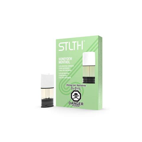 Honeydew Menthol STLTH Pods (3 Pack) - Summit Vape Co.
