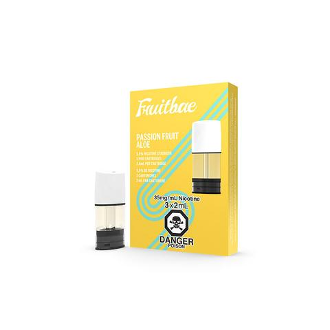 Passionfruit Aloe by Fruitbae - STLTH Pods (3 Pack) - Summit Vape Co.