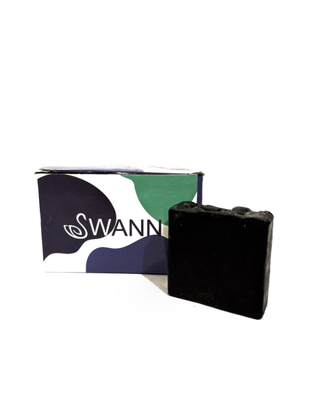 SWANN TALES CHARCOAL SOAP