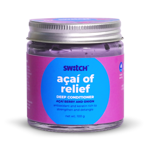 The Switch Fix Acai of Relief Deep Conditioner