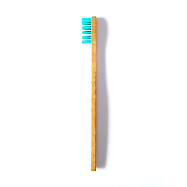 Bamboo India Toothbrush –  Dual Colors (Adult)