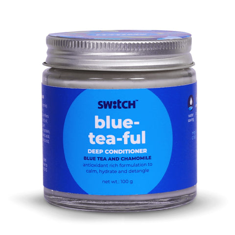 The Switch Fix Blue-tea-ful Deep Conditioner