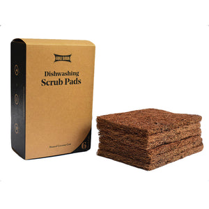 GOLI SODA Natural Coconut Coir Dishwashing Scrub Pads