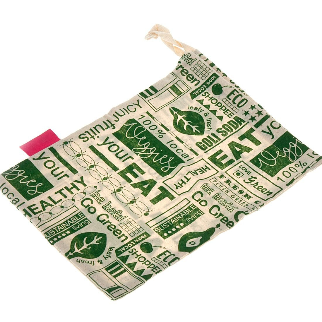 Golisoda Vegetable Bag - Cotton Green