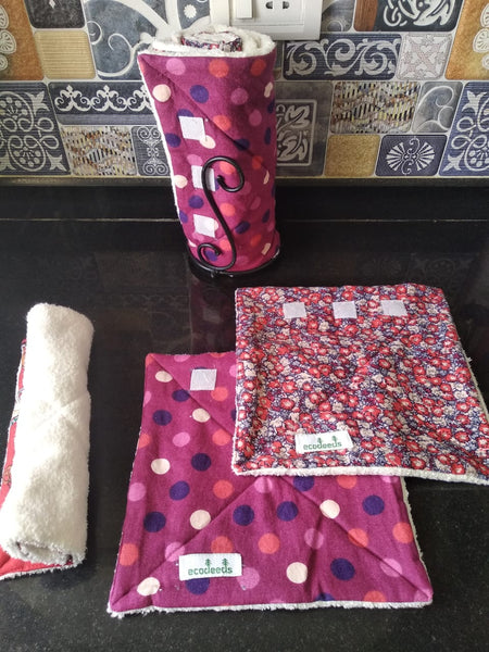 Reusable Kitchen Rolls