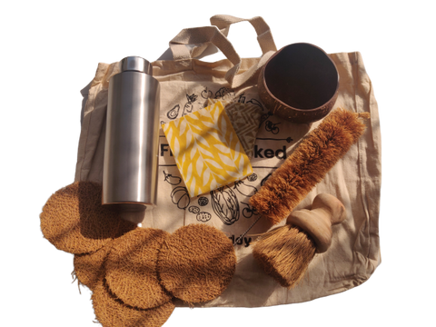Zerowaste Kitchen Starter Kit Combo II