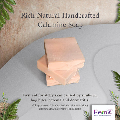 Fernz natural's Calamine soap