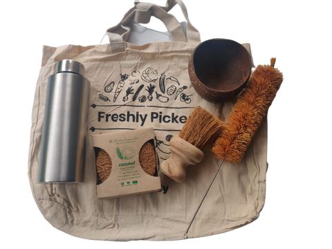 Zerowaste Kitchen Starter Kit Combo I