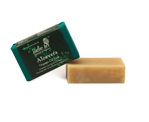 Rustic Art Aloevera Soap