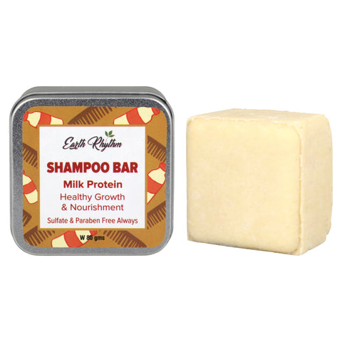 MILK PROTEIN SHAMPOO BAR