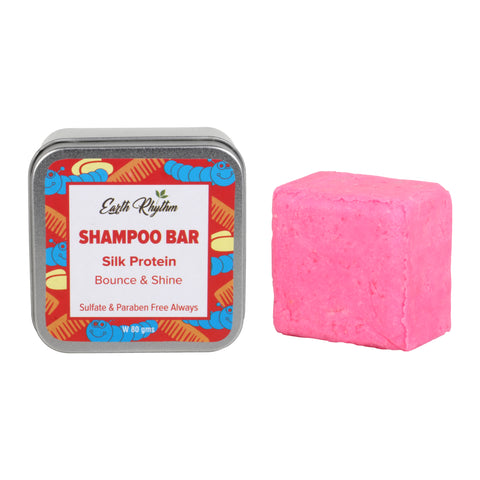 SILK PROTEIN SHAMPOO BAR