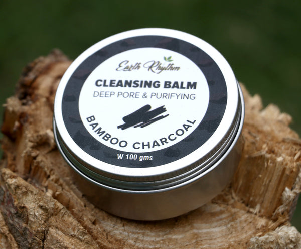 DEEP PORE & PURIFYING CHARCOAL CLEANSING BALM