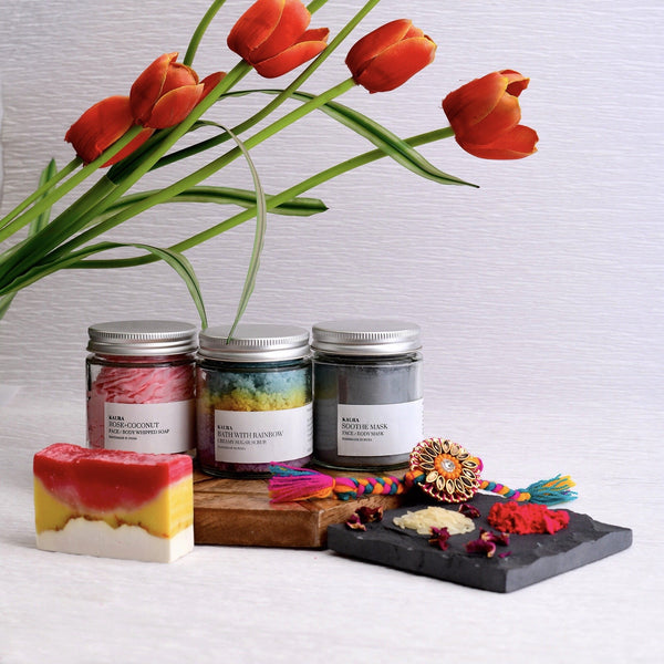 A thoughtful Rakhi Gift Collection