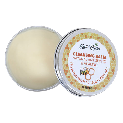 HEALING CLEANSING BALM WITH PROPOLIS