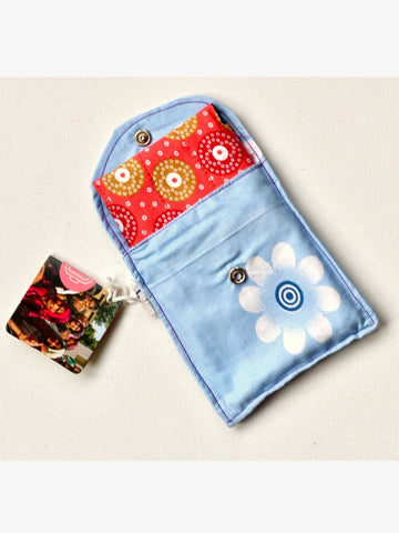 Reusable clothed pad (large) single