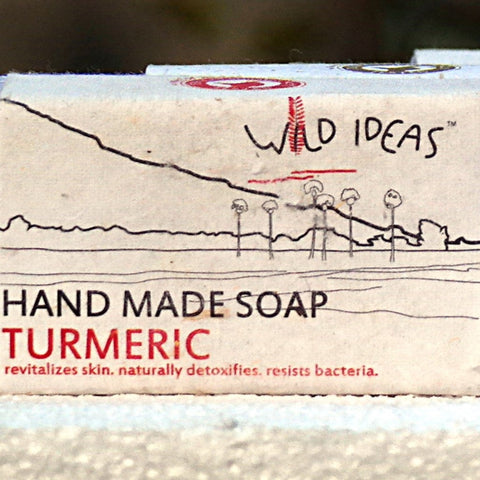 Wild ideas soap