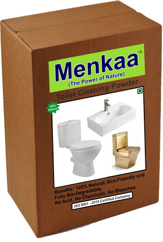 Menka Bathroom/Toilet Cleaner Power