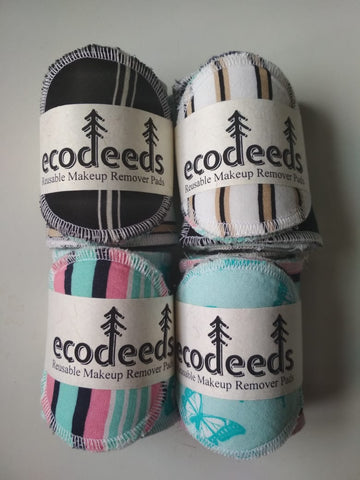 EcoDeeds Reusable Facial Cleaners
