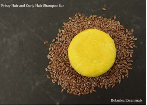 Flax Seed Oil Shampoo Bar - Ph Balanced