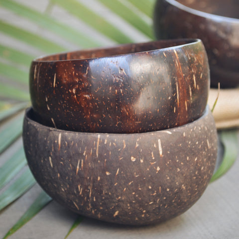 Indian Coconut Bowl