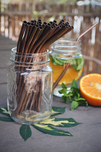Reusable Copper Straw