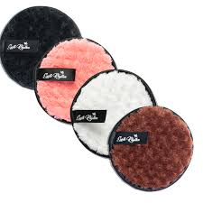 REUSABLE MAKEUP REMOVER/CLEANSING PADS- SET OF 2