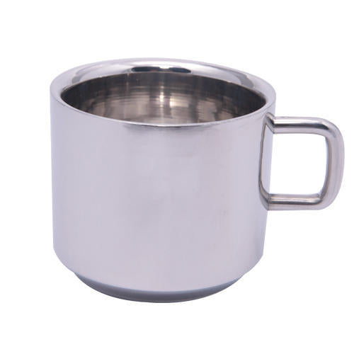 The steel cup set