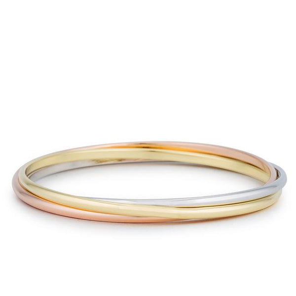 Tri-Hoop Bangle - Bracelets - KA Designs Online