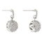 CZ Ball Dangle Earrings - Earrings - KA Designs Online