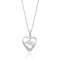 #1 Mom Heart Pendant - Pendants - KA Designs Online