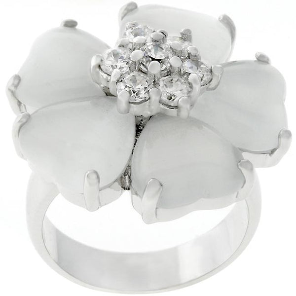 Floral Nouveau Ring - Rings - KA Designs Online