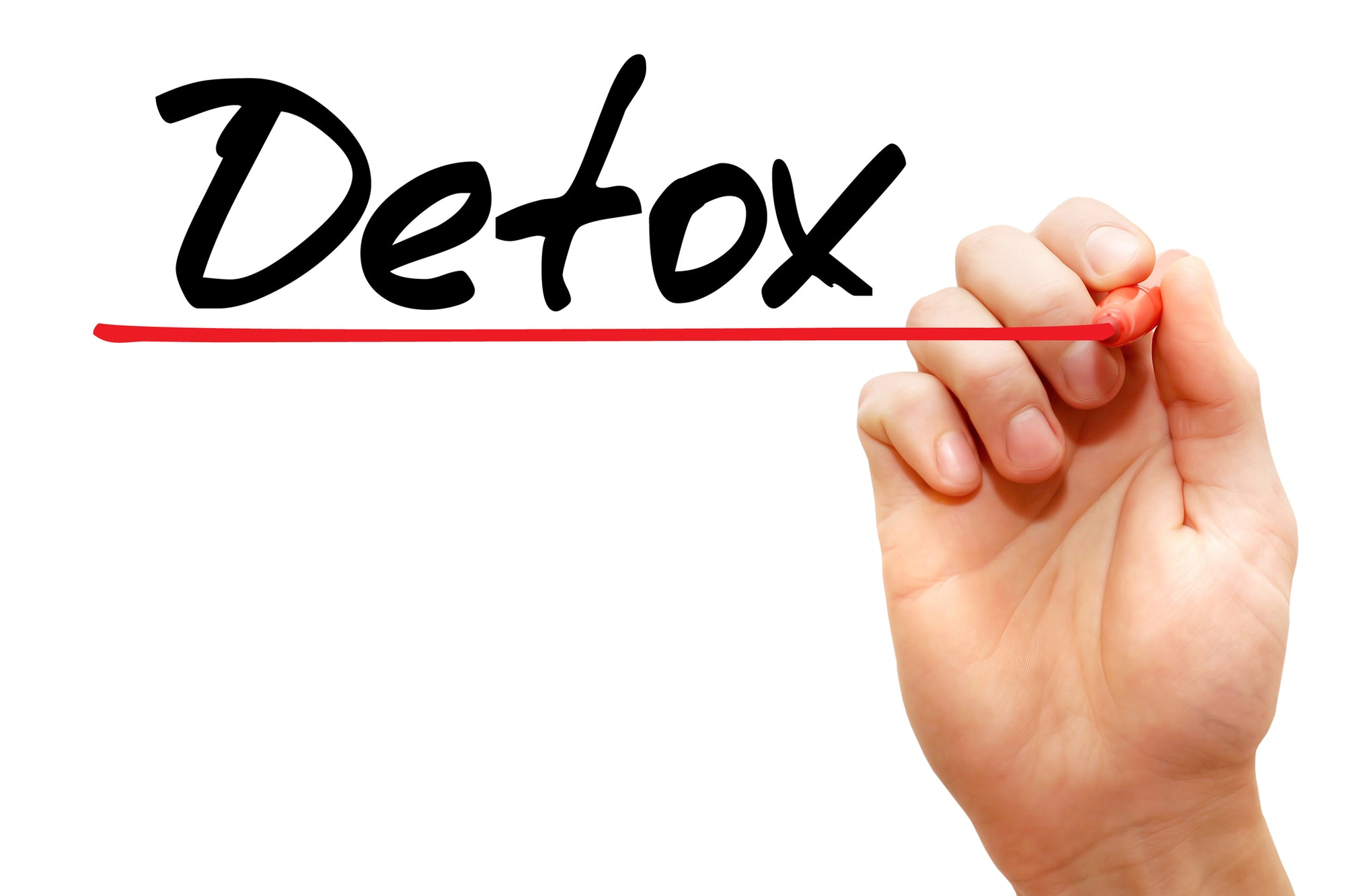 Detoxify the body & blood from all types of toxins: