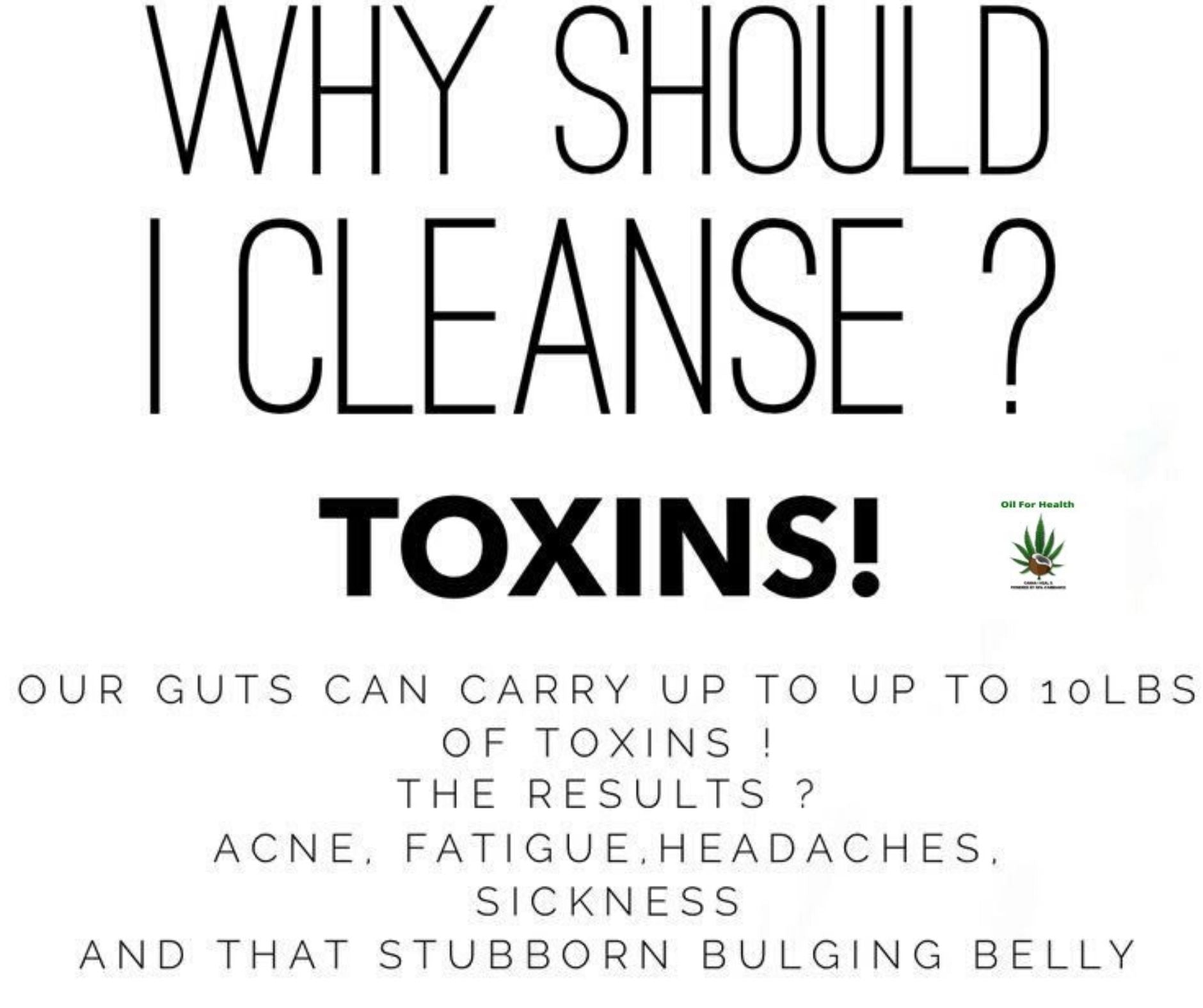 Toxins and gut health