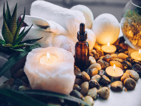 Escentia Essential Oils and related products